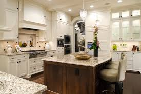 Traditional Kitchen Idea In Minneapolis With Recessed Panel Cabinets Paneled Appliances And White