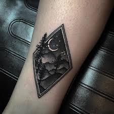 125 Best Attractive Nature Tattoo