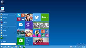 bureau windows windows 10 en images retour du menu démarrer priorité au bureau