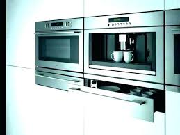 Plumbed Coffee Maker Built In Machine Instructions Miele Reviews