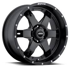 100 20x10 Truck Wheels SOTA REPR Stealth BFD Performance