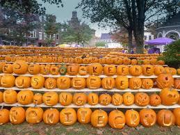 Pumpkin Festival Keene by November 2014 Fotogen