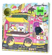 100 Ice Cream Truck Products Large Piece Wholesale Puzzles