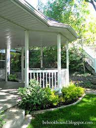 corner gazebo on the front porch I MUST have this on my dream