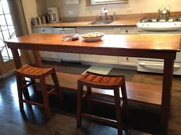 Kitchen Makeovers Cool Dining Tables Narrow Wood Dining Table
