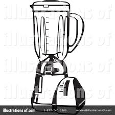 Royalty Free RF Blender Clipart Illustration 225798 By David Rey