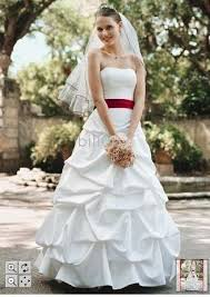 Dresses for jobridal 2010 DB Color Accented Bridal Gowns new style