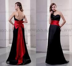 red and black bridesmaid dresses naf dresses