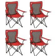 Coleman Camping Oversized Quad Chair With Cooler by Coleman Chairs
