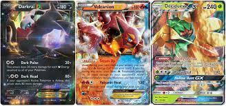 Pokemon Deck List Standard by Skeleton Lists Turbo Darkrai Decidueye Gx And Volcanion Ex