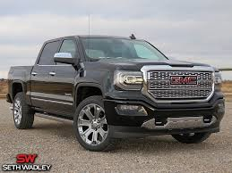100 Sierra Trucks For Sale 2018 GMC 1500 Denali 4X4 Truck Pauls Valley OK