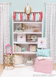 Is Your Little Darlings Decor Ready For An Update Spruce Up Her Space With Trendy Accents That Reflect Flourishing PersonalityDiy Bedroom Girls
