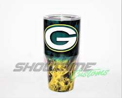 Green Bay Packers Pumpkin Carving Ideas by Green Bay Packers Yeti Green Bay Packers Ozark Packers Yeti