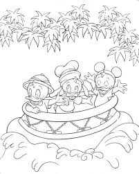 Lovely Disney World Coloring Pages 70 On Print With