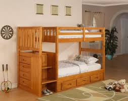 discovery world 2114 tt 904 twin over twin stair bed honey with