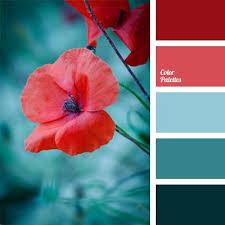 Best 25 Red Color Schemes Ideas On Pinterest