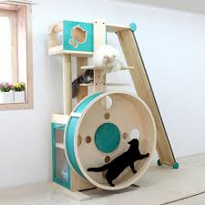 modern cat tower outfitting the modern cat popanth buttered humanity