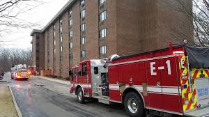 100 Fire Trucks Unlimited 2 Hospitalized After Fire At Spring Creek Towers In Decatur Public