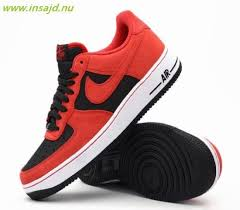 287 Nike Force Red