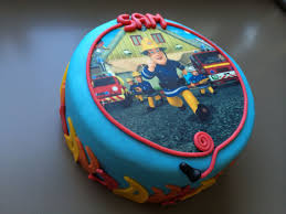brandweermansam taart firemansam cake brandweerman sam