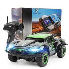100 Rc Model Trucks 143 9MPH 4WD Small Truck24Ghz RC Electric Radio Remote Contro RTR