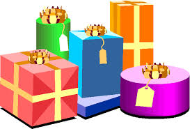 Christmas present clipart free images 4