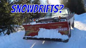 100 Best Plow Truck Not The For Snowdrifts YouTube