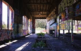 100 Warehouse Sf Abandoned SF On Behance