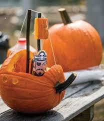 American Flag Pumpkin Carvings by Underwater Pumpkin Carving Draws Adventurous Divers To Salisbury