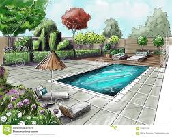 100 Landscaping Courtyards Landscape Architecture Plan Design In The Courtyard For