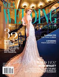 Nola Wedding Guide Winter Cover 2016 By NOLA