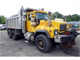 1996 MACK RD690S Dump Truck For Sale Auction Or Lease Port Jervis NY ...