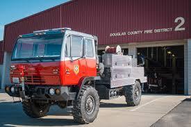 100 Brush Trucks Equipment Douglas County Fire District 2