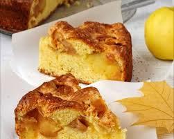 recette dessert avec yaourt recette gâteau au yaourt au fruit avec morceaux de pommes