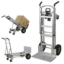 COSCO 3 In 1 Aluminium Sack Truck | PARRS Workplace Equipment 190kg Carbon Steel Portable Six Wheeled Stair Climbing Folding Illinois Alinium Heavy Duty Hand Truck Hs1017 11street Malaysia Trucks Motion Savers Inc Alinum Trolley Buy Shop Dollies At Lowescom Cosco Shifter 300 Lb 2in1 Convertible And Cart R Us 3 Position Heavyduty Metal Dual Purpose Solid Wheels Warehouse Push Dolly Collapsible Safco Continuous Handle Tiger Supplies Sydney Trolleys Platform