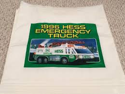 Lot Of (38) ASSORTED Hess Toy Truck Plastic Bags: 1996 - 2013 ... Hess Toys Values And Descriptions Trucks For Sale In Lancasternj 2013 Toy Truck Tractor On Sale Now Just In Time For The 2017 Toy Trucks New Original Box Unopened Toys Photo Story A Museum Apopriately Enough Wheels Celebrates The Has Been Around 50 Years Trucks Stowed Stuff Amazoncom Sport Utility Vehicle Motorcycles 2004 Ebay Rays Real Tanker Action 2018 Top Car Reviews 2019 20 Layce Engert Diesel Technician Recruiter Rush Enterprises