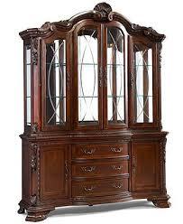 Royal Manor China Cabinet