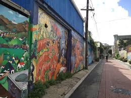 Balmy Alley Murals Mission District by Getting To Know The Mission District U2013 Bay News Now