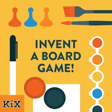 Invent A Board Game