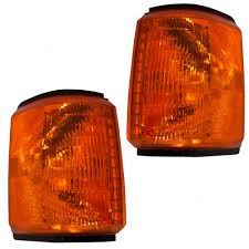 Ford Pickup Truck Bronco Set Of Front Park Signal Marker Lights ... 2pcs Red White 24v Led Side Marker Light For Truck Amber Clearance 1 X Car Side Marker Light Truck Clearance Lights Trailer 2 Led 12v Waterproof 4pack 2x3 Peaktow Rectangular Amber Submersible Cab Over America On Twitter Trucking Hello From Httpstco 6x 1030v 4led Plastic 4 Optronics 2x4 Bullseye Trailers Intertional Harvester Ihc And Assemblies Lets See Them Chicken Dodge Cummins Diesel Forum Free Shipping 12v24v 4led Trailer Trucklitesignalstat Yellow Oval Acrylic Replacement Lens Whosale Universal Teardrop Style Smoke Cab Roof