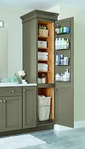Tall Bathroom Cabinets Free Standing Ikea by Furniture 24 Wide Linen Cabinet Free Standing Linen Tower Tall