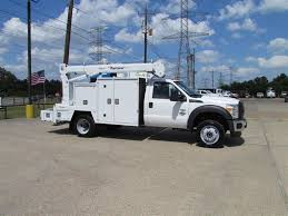 100 Service Truck New Ford F550 Mechanics 4x4 At Texas Center