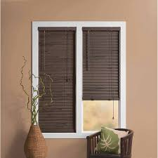Material For Curtains And Blinds by Easy Install Magnetic Window Blinds 25x68 Inch Walmart Com
