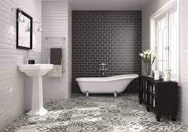 black and white kitchen flooring kitchen ethosnw