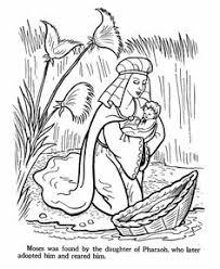 Joseph Sold By His Brothers Coloring Page