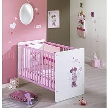 chambre minnie sauthon chambre minnie lit bébé 120 x 60 cm sauthon