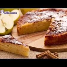 A Wonderful Rustic Apple Cake Recipe