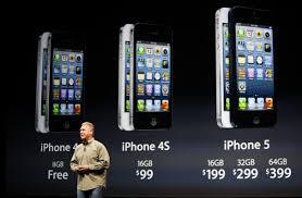 iPhone 5 Price in Nigeria – OgbongeBlog