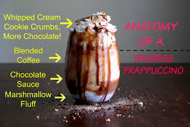 Pumpkin Pie Frappuccino Starbucks by Homemade Starbucks S U0027mores Frappuccino The Squishy Monster