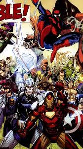 Marvel Wallpaper iPhone WallpaperSafari